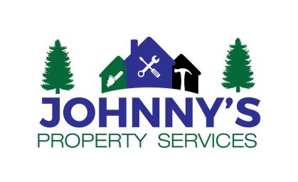 "Logo Design for ""Johnny's Property Service"""