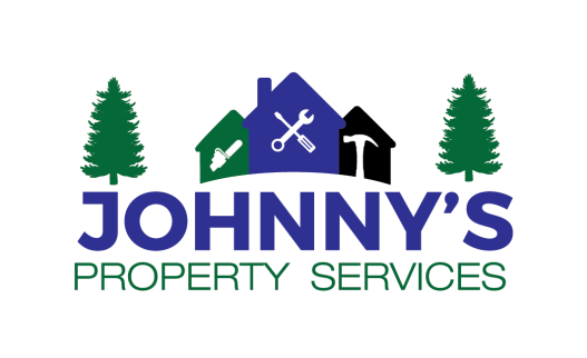 "Logo Design for ""Johnny's Property Service"""